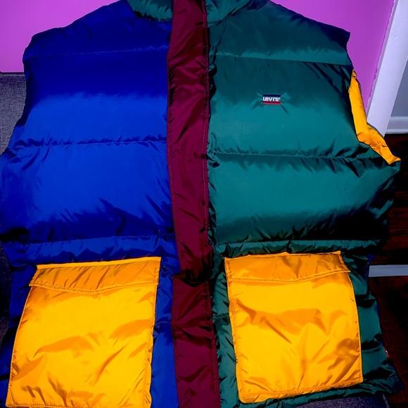 Levi's Vest Jacket